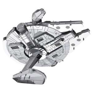 Millennium Falcon 3D Metallic Puzzle £2.70 del using code @ Gearbest