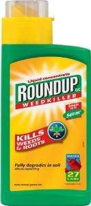 Roundup GC 540 ml Liquid Concentrate Weedkiller £5.43  (Prime) / £10.18 (non Prime) @ Amazon