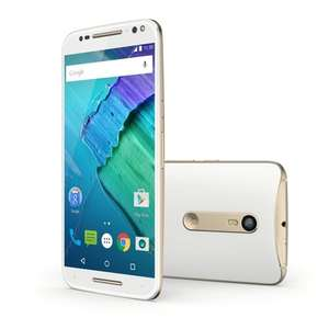 "Motorola Moto X Style (White) 5.7"" inch £289.99 from Expansys.com"