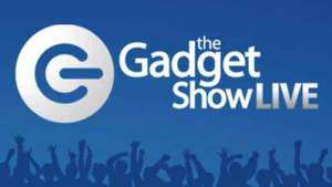 2 free Gadget Show Live Tickets
