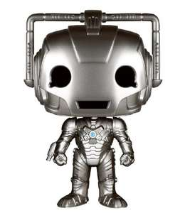 Doctor Who: Cyberman Pop! Vinyl - £7.49 Delivered @ BBC SHOP