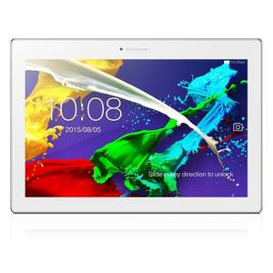 "Lenovo A10 Tab 2 10.1"" Tablet White 16GB Storage 2GB RAM REFURB £76.50 delivered @ Tesco / Ebay"