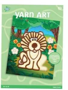Yarn Art Kits at 75% off at Hawkins Bazaar was £4.00 now 98p free click and collect