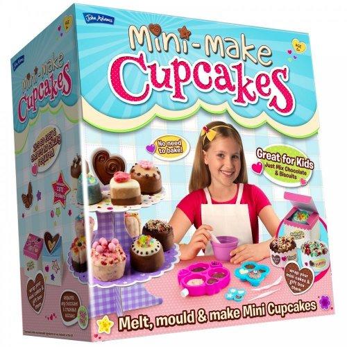 John Adams Mini Make Cupcakes £6.47 del Prime £11.22 Non Prime @ Amazon