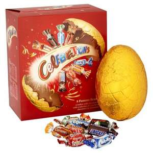 Half Price Large Easter Eggs - (Was - £4.00 / Now - £2.00) - Tesco (From 24/02)