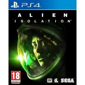 Alien: Isolation - Nostromo Edition (PS4) £9.99 Delivered @ TheGameCollection
