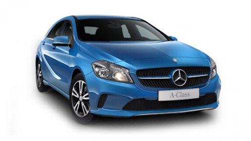 Mercedes-Benz A CLass A180d SE 5dr - 24mth Personal Lease - 23 x £170.99pm + £1,025.94 upfront - Total £4958.71 @ Evans halshaw lease