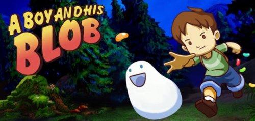 A Boy & His Blob Steam Game, $7.49 / £5.34 @ IndieGala