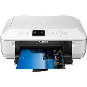 Canon PIXMA MG5650 All-in-One Wi-Fi Printer £49.99 - White @ Argos