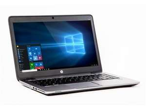 "HP EliteBook 745 G2 AMD A6-7050B 4GB 128GB SSD 14"" Windows 7 Professional 64-bit £279.99 (£229.99 after HP Cashback) @ Dabs.com"