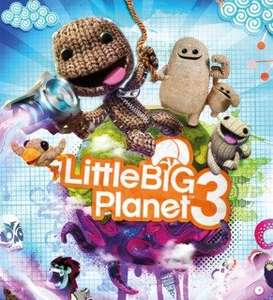 Little Big Planet 3 PS4/PS3 £7.99 @ PSN Store