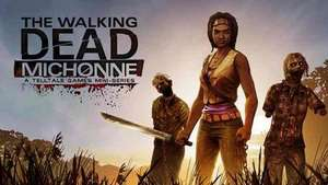 Walking Dead Michonne PS4 PSN All 3 Episodes for £11.99