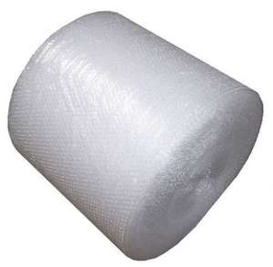 100 Metres of Bubble Wrap £6.99 del @ Ebay (sold by STG-TRADING)