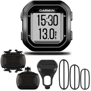 Garmin Edge 25 Gps-enabled Cycle Computer With Speed And Cadence Sensor Bundle £110.49 @ Cyclestore.co.uk
