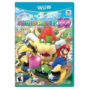 Mario Party 10 (Wii U) £16.89 (As-New) @ Boomerangrentals