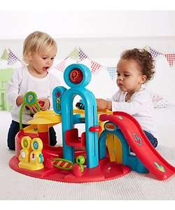 Early Learning Centre Whizz Around Garage (Was £40) Now £20  @ ELC (free C+C)
