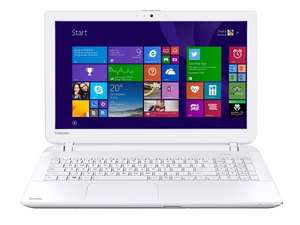 Toshiba Satellite L50-B-2E2 15.6-Inch Notebook (Intel Core i5 2.2 GHz, 8 GB RAM, 750 GB HDD, Windows 8.1) with Free Windows 10 Upgrade,  1 refurbished from £599.99 at Amazon