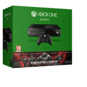 Xbox One 500GB console with GoW Ultimate used good £204.27/v. good £208.81 @ Amazon Warehouse Deals