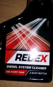 Redex diesel or petrol fuel treatment.  £2 tesco in store.  Loads in Hartlepool branch. I think asda are selling it for the same price.