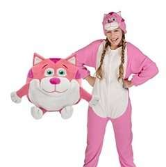 J-Animal Home Bargains RRP £24.99 being sold at £4.99 best described as a onesie/fancy dress that folds into a cuddly toy