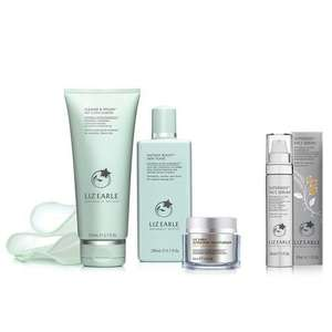 Liz Earle Luxury Superskin™ essentials offer plus a complimentary Superskin™ Face Serum 30ml £64 at Liz Earle