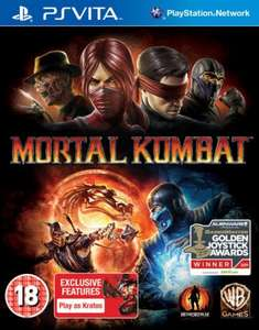 Mortal Kombat Komplete Edition PS Vita (USED £7.99) @ Graingergames