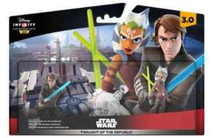 Disney Inifinty Twilight of the Republic Playset £5.50 (prime) £7.39 (non prime) at Amazon