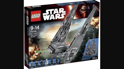 LEGO Star Wars Kylo Ren's Command Shuttle - 75104 £69.97 @ Asda Direct (George)