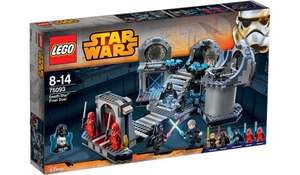 lego death star final duel 75093 £45.97 @ Asda