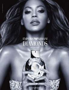 Emporio Armani diamonds 100ml perfume & free cosmetic bag £31.50 @ superdrug