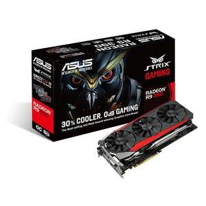 ASUS STRIX R9 390 £222.51 @ Rakuten / thecableplace