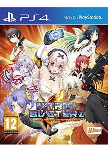 Nitroplus Blasterz: Heroines Infinite Duel (PS4) - £24.99 @ Base
