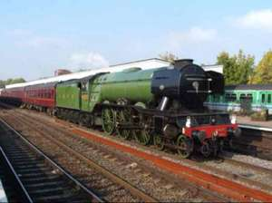 Free Flying Scotsman: Speed, Style, Service Talk @ National Railway Museum