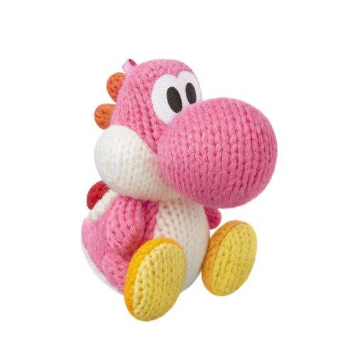 Yarn Yoshi amiibo (Nintendo Wii U/3DS) Pink = £7.15 (Prime) Blue = £8.83 (Prime) @ Amazon  (non prime + £1.99P&P)