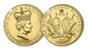 NEW QUEEN ELIZABETH II £5 COIN - £5 @ Westminster Collection