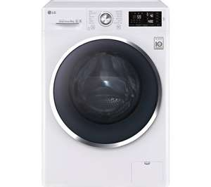 LG FH4U2VCN2 Washing Machine - White, was £549.99, now £399.99 with code INSTANT50 at Currys