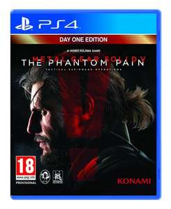 Metal Gear Solid V: The Phantom Pain - Day 1 Edition £19.91 (PS4)/ £18.94 (XB1) Delivered @ Boomerang via Amazon (Like New)