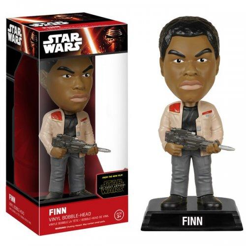 Star Wars The Force Awakens Finn Bobble Head just £5.99 delivered (rrp: £13.99) @ Zavvi