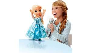 Disney Frozen Sing Along with Elsa Doll £9.99 Asda
