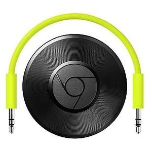 Chromecast Audio £15 @ Argos (free click and collect)