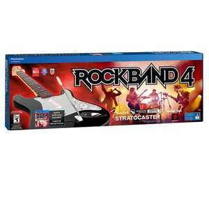 Rock Band 4 with Guitar (PS4 £49.99/ XO £78.99) NEW @ Graingergames