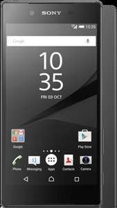 Sony Xperia Z5 + free bluetooth speaker for £25pm and £24.99 upfront but also £30.30 TopCashback