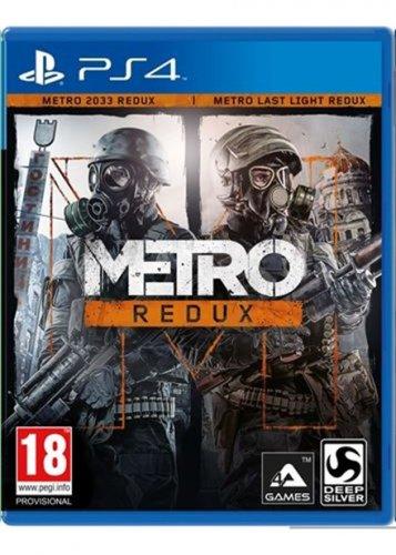 [PS4] Metro Redux - £9.99 - Base