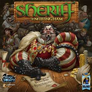 "Arcane Wonders ""Sheriff of Nottingham"" Board Game, now even cheaper! £21.42 @ Amazon"