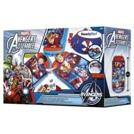 ReadyBed Avengers Airbed and Sleeping Bag In One £10.39 @ B&M