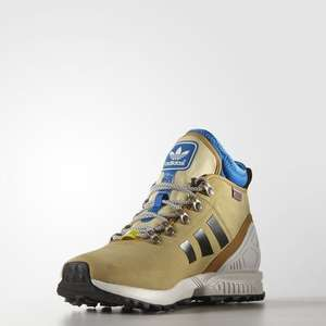 Adidas Originals ZX Flux (Waterproof) Winter Shoes 50% OFF £48.95 delivered @ Adidas.co.uk