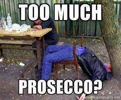 Lidl have got Prosecco at £4.99 again