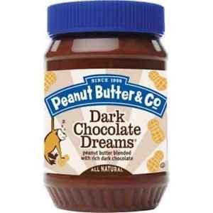 Peanut Butter & Co - Dark Chocolate Dreams - 340g - 99p @ B&M