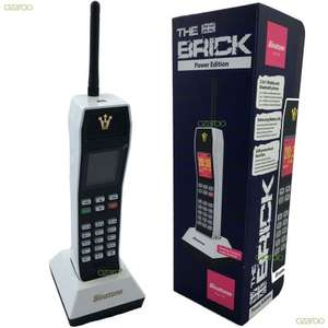 Binatone  THE BRICK POWER EDITION (Higher Spec) Sim-Free Mobile Phone £16.62 with code @  Ozaroo.com