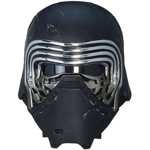 Star Wars The Black Series Kylo Ren Voice Changer Helmet Click & Collect £79.99 @ Toys r us